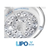 PENTALED 30E DOUBLE SCIALYTIC LIGHT – ceiling