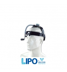 WIDA PLUS: F.O. HEAD LIGHT WITH CABLE