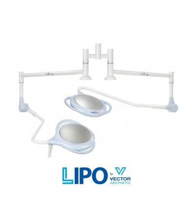 PENTALED 28 LED LIGHT - ceiling double