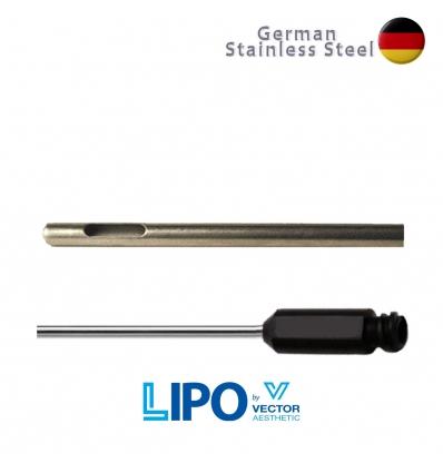 Canula aspirare luer lock -Standard with Single Port