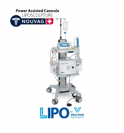 Liposurg + Vacuson 60 + Trolley
