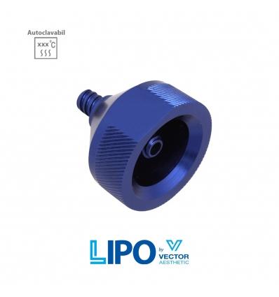 Adaptor transfer luer lock cu stand