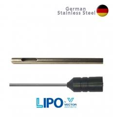 Canula aspirare super luer lock -Standard with Single Port