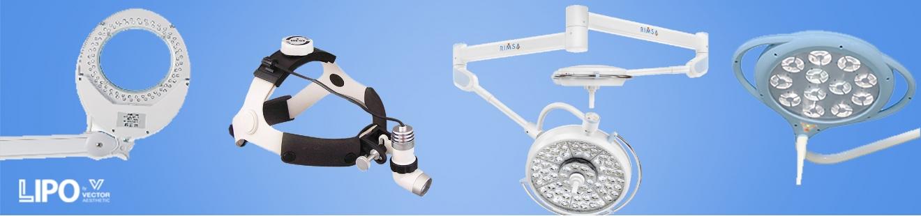 Surse de lumina, cabluri si conectori